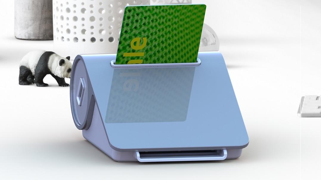 DSC-FX : Lecteur PC/SC bifente USB polyvalent